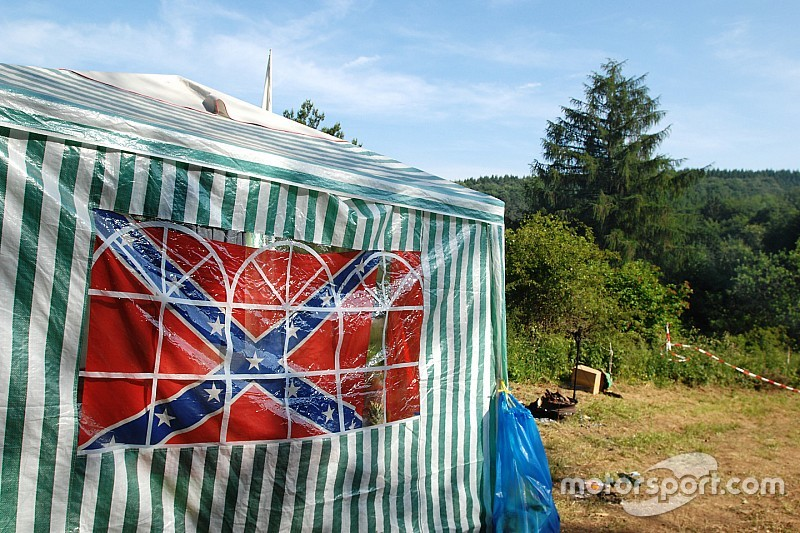 10 thoughts on the Confederate flag, and racing