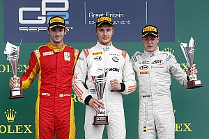 GP2 Race report Silverstone GP2: Sirotkin ends Vandoorne's feature race streak