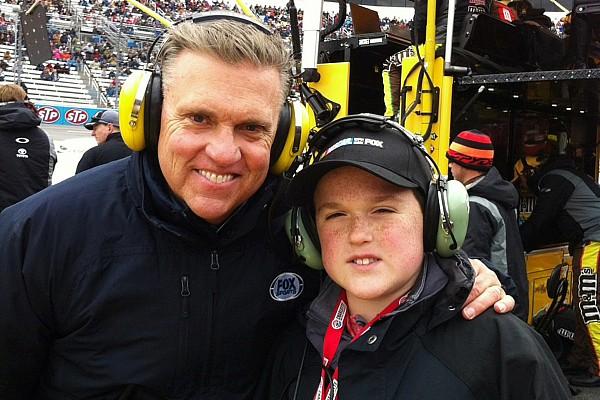 Byrnes earns Squier-Hall Award for NASCAR Media Excellence