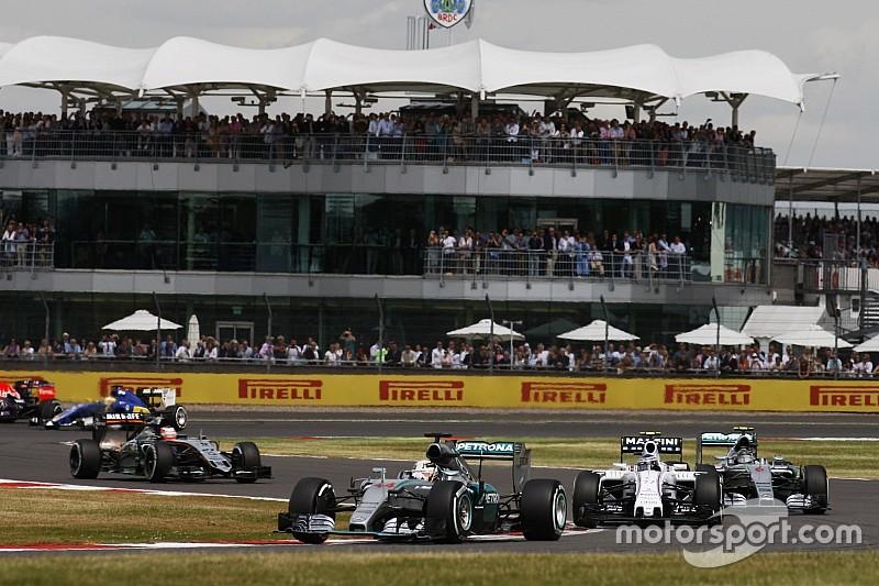 El emocionante GP Británico es un impulso para la F1, dicen directivos