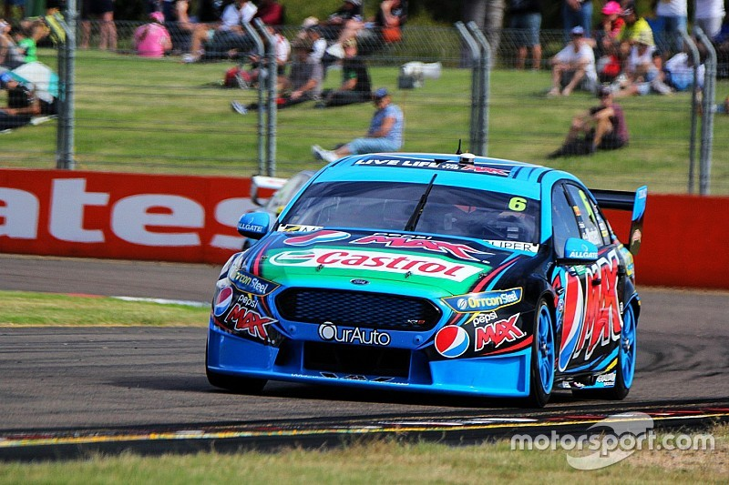 Mostert leads Prodrive 1-2-3 in qualifying