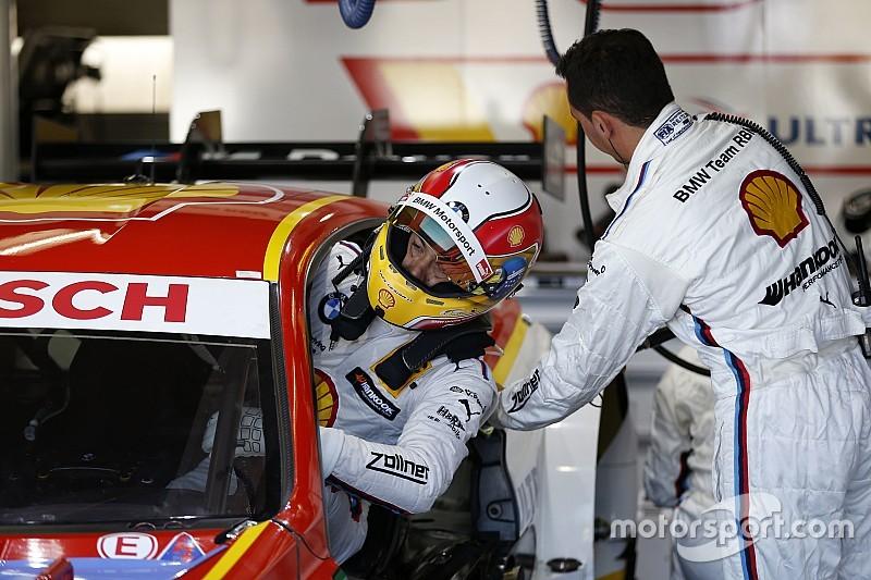 Farfus obtiene la pole position en Zandvoort