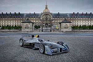 Formula E Breaking news Paris to welcome Formula E in 2016