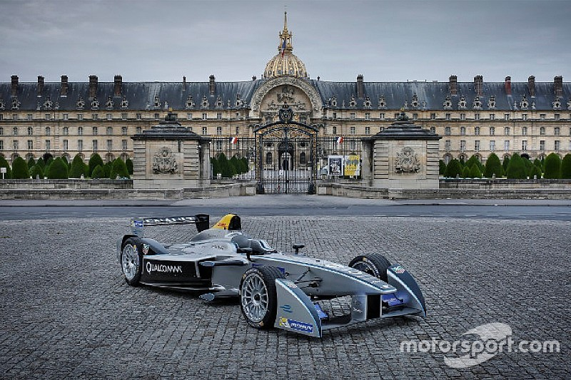 Paris to welcome Formula E in 2016