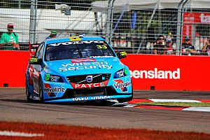 V8 Supercars Qualifying report McLaughlin stars in Shootout to take pole