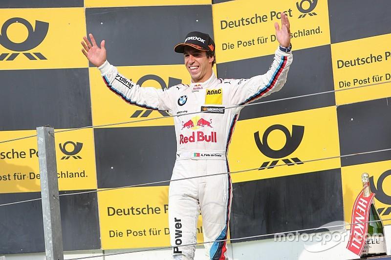 Da Costa logra su primera victoria en el DTM