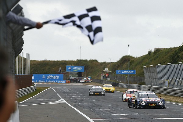 """Da Costa """"never doubted"""" he could win in DTM"""