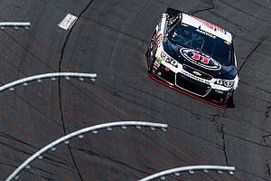 NASCAR Sprint Cup Practice report Harvick tops practice, Gordon suffers damage in garage