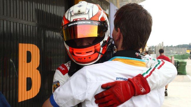 Doppietta per Ghiotto in Gara 2 a Valencia