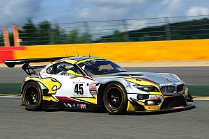 Blancpain Endurance Qualifying report Martin and Vanthoor ready for Superpole shoot-out