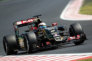 Lotus progress harmed by future ownership uncertainty – Grosjean
