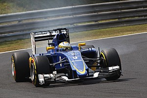 Sauber in Hungary: At least one point