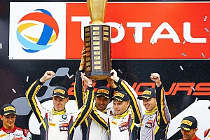 Blancpain Endurance Race report Emotional maiden win for BMW Sports Trophy Team Marc VDS