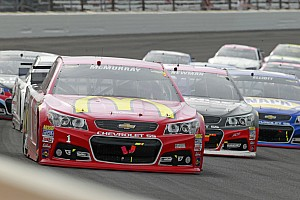 NASCAR Sprint Cup Interview Driver consensus at the Brickyard leaves high-drag package in doubt