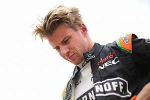 "Haas admits he might not ""have a shot"" at signing Hulkenberg"