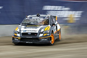 Global Rallycross returns to Port of Los Angeles