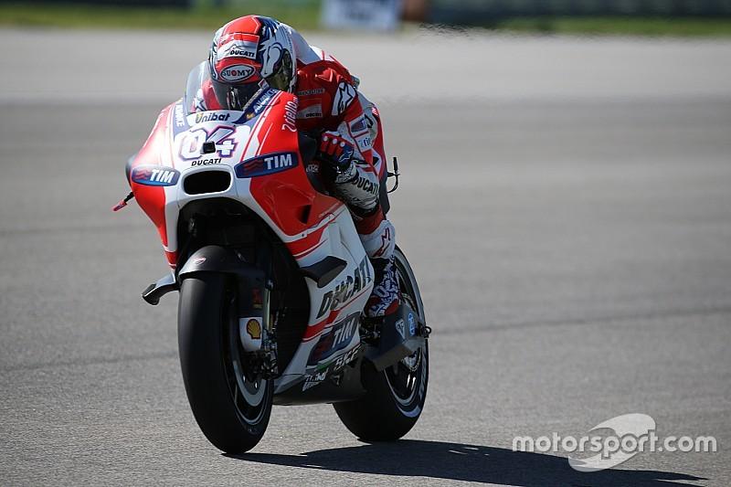 Ducati llega a Brno con una nueva evolución de motor