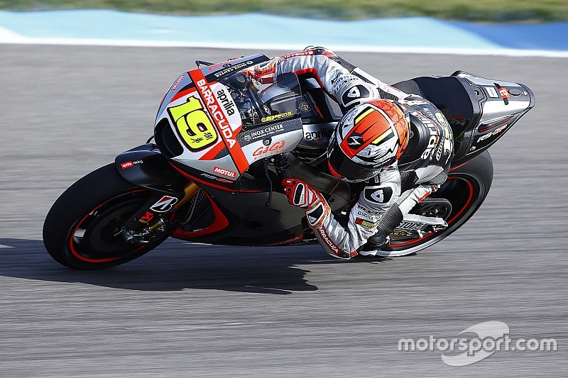 Aprilia to introduce new frame for Brno