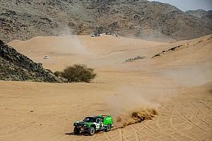 راليات شرق أوسطية أخرى تقرير القسم الراجحي بطل النسخة الثانية من رالي جدة