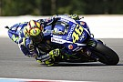 Rossi delighted to be back on front row