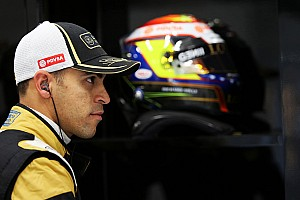 Maldonado insists his Lotus future is secure