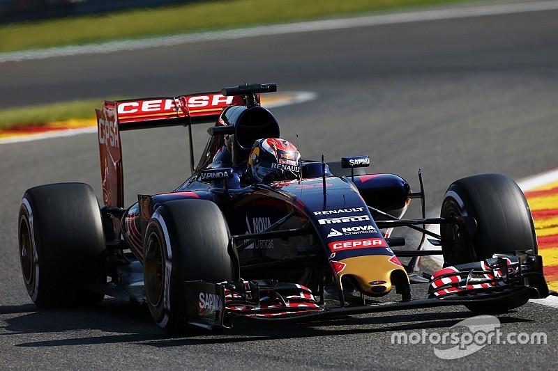 Verstappen cumplirá una penalización por cambio de motor