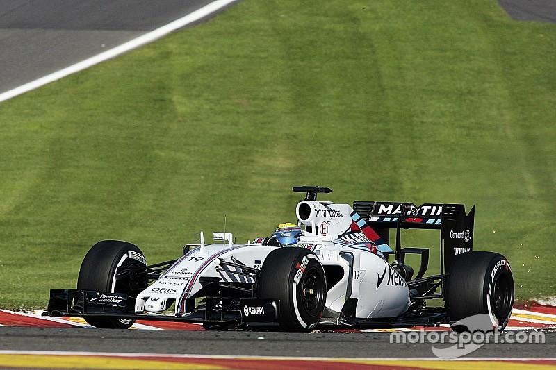 Massa terminó frustrado con el sexto sitio de la parrilla