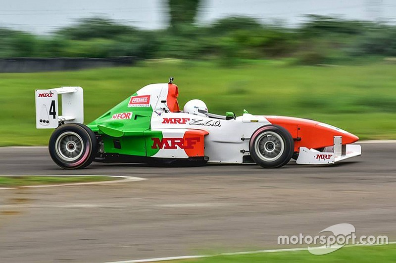 Parekh wins final race; Tharani crowned champion