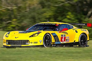 IMSA Qualifying report Corvette Racing At Vir: Corvette C7.Rs aim to maintain GTLM points lead