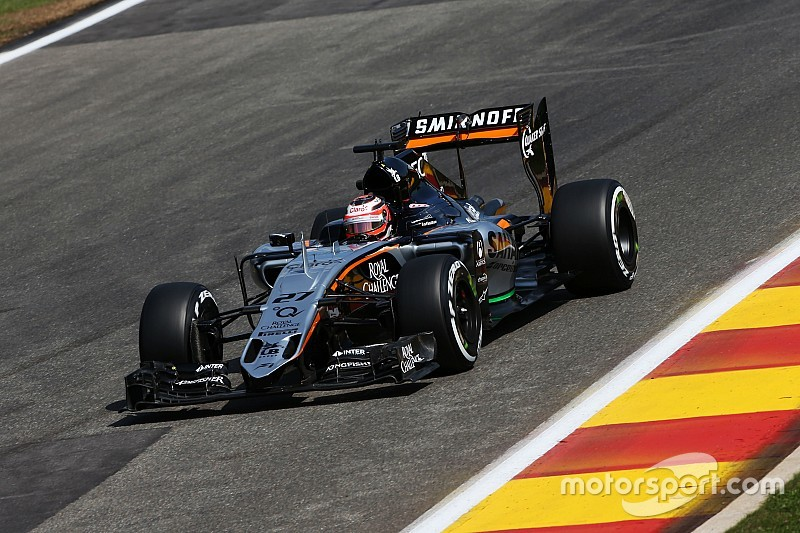 Force India set to start early on 2017 cars