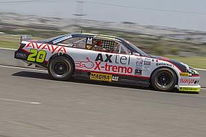 NASCAR Mexico Reporte de calificación Homero Richards gana la pole position