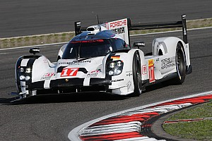 WEC Race report One-two result for Porsche 919 Hybrids - championship lead extended