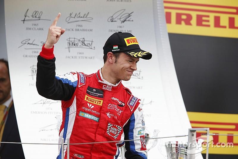 Niederhauser to make GP2 debut at Monza