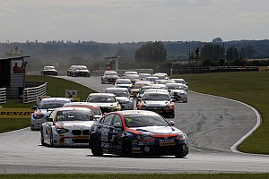 BTCC Breaking news Swindon Engines retained to produce new TOCA engine
