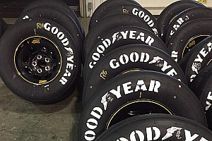 NASCAR Sprint Cup Preview NASCAR's low-downforce aero package gets tires to match at Darlington