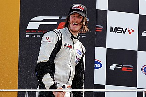 Bratt to replace Merhi in Silverstone FR3.5 race