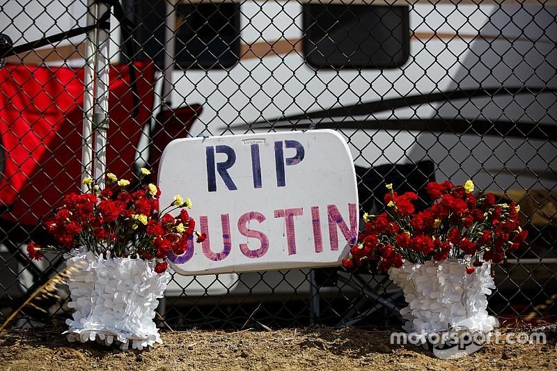 جنازة السائق الراحل جاستن ويلسون ستقام في العاشر من سبتمبر