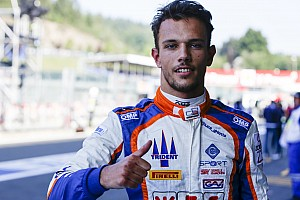 GP3 Qualifying report Monza GP3: Ghiotto storms to pole in a damp qualifying