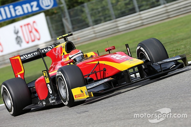 Monza GP2: Rossi beats Vandoorne, Lynn takes out leader Sirotkin
