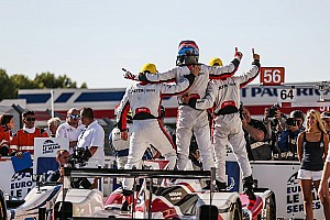 European Le Mans Breaking news JOTA stripped of Paul Ricard victory