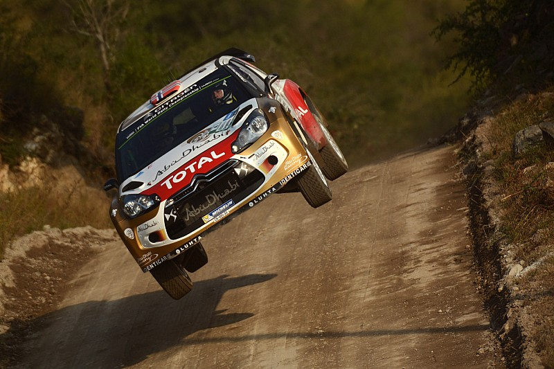 Ostberg pulls out of Rally Australia