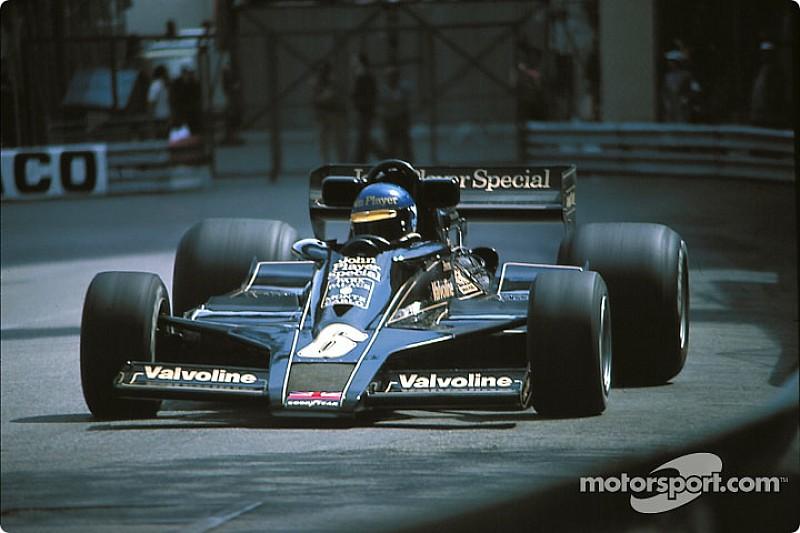 10 Septembre 1978 Le Monde De La F1 Perdait Le Grand