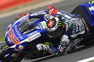 MotoGP Practice report Misano MotoGP: Lorenzo sets new track record running winglets