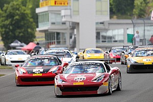 Ferrari Results Ferrari Challenge Mont Tremblant weekend results