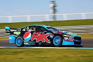 V8 Supercars Practice report Prodrive 1-2 in final Sandown practice