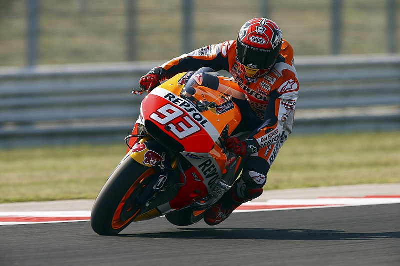 Second for Marquez in Misano Qualifying with Pedrosa fourth