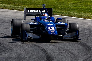 Indy Lights Qualifying report Chilton takes pole for Indy Lights decider at Laguna Seca
