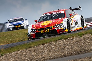 DTM Qualifying report Oschersleben DTM: Farfus takes last-minute pole