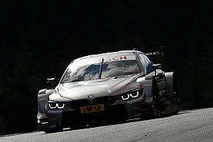 DTM Race report Tom Blomqvist becomes the youngest BMW winner in DTM history