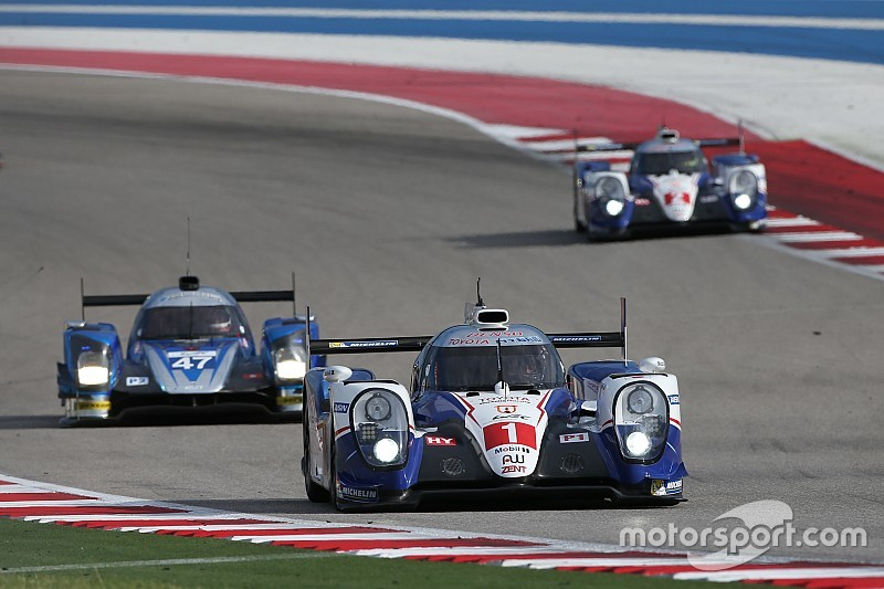 Fourth for Toyota Gazoo Racing in Texas